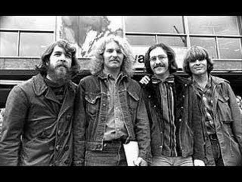Creedence Clearwater Revival – Down On The Corner (1969)