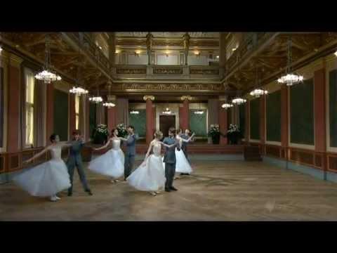 Johann Strauss – The Blue Danube (Vienna Philharnonic Orchestra) (1866)