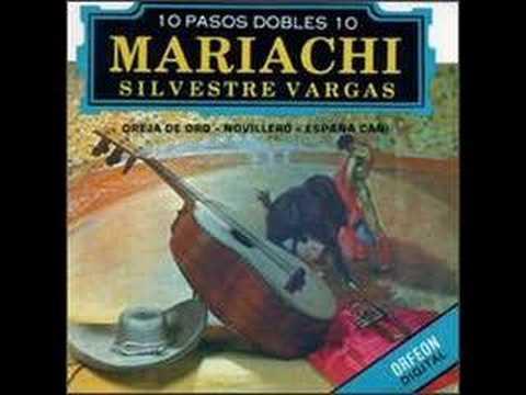 Mariachi Silvestre Vargas – La Virgen De La Macarena