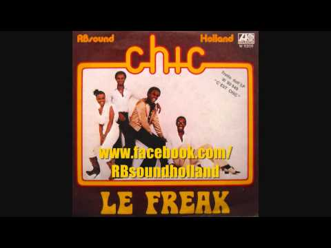 Chic – Le Freak (1978)