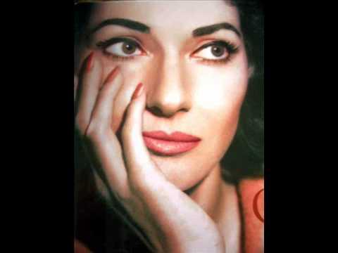 "Maria Callas: Alfredo Catalani – Ebben? Ne Andrò Lontana?"" (La Wally) (1892)"