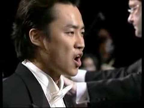 Tae-Joong Yang – Largo Al Factotum (The Barber Of Seville) (1816)
