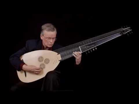 David Tayler – J.S. Bach: Partita in A Minor, Allemande BWV 1013 (1723)