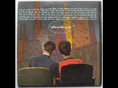 Eydie Gormé – Blame It On The Bossa Nova (1963)