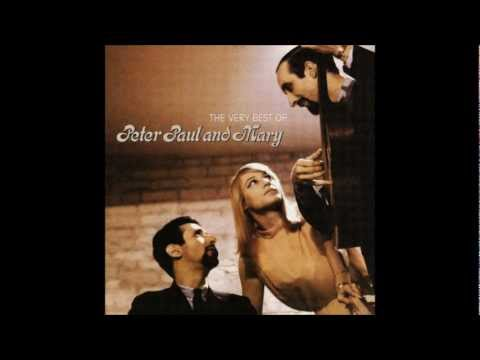 Peter, Paul, & Mary – If I Had a Hammer (1962)