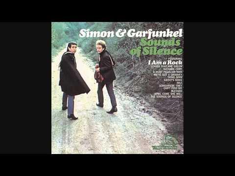 Simon & Garfunkel – The Sounds Of Silence (1965)