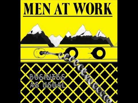 Men At Work – Down Under (1981)