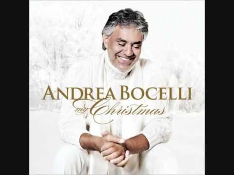 Andrea Bocelli – Santa Claus Is Coming To Town (2009)