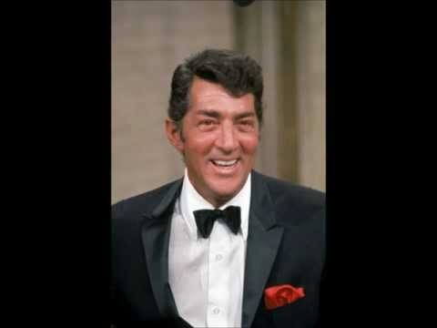 Dean Martin – Ain't That A Kick In The Head (1960)