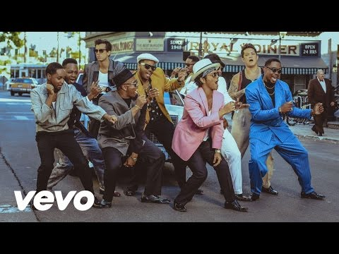 Mark Ronson ft. Bruno Mars – Uptown Funk (2014)
