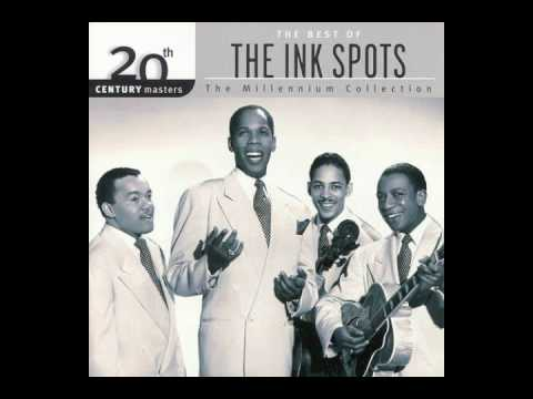 The Ink Spots – We Three (My Echo, My Shadow, & Me) (1940)
