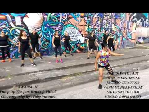 Technotronic ft. Pitbull – Pump Up The Jam (Remix) (1989)
