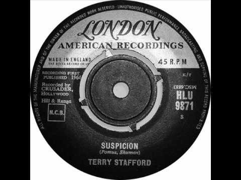 Terry Stafford – Suspicion (1964)