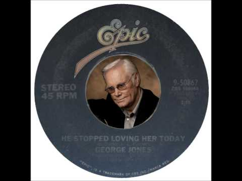 George Jones – He Stopped Loving Her Today (1980)