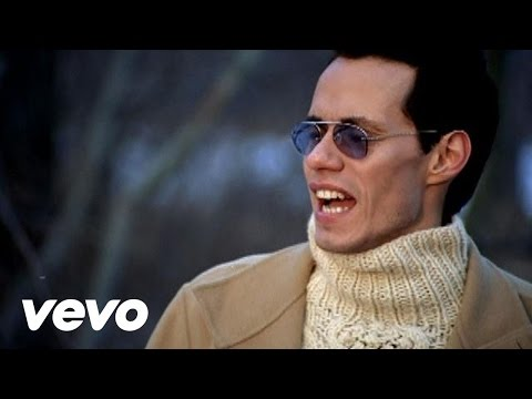 Marc Anthony – You Sang To Me (2000)