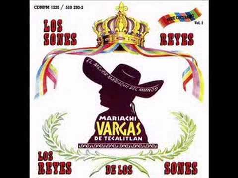 Mariachi Vargas De Tecalitlan – Son De La Negra (2007)