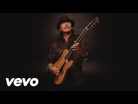 Santana – While My Guitar Gently Weeps (2010)