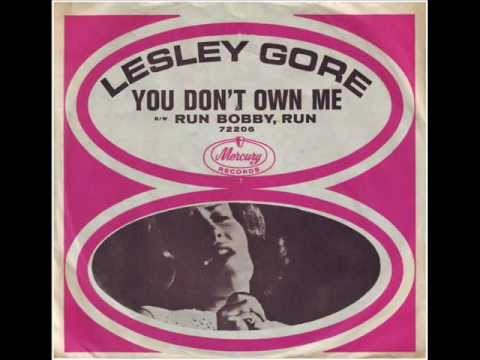 Lesley Gore – You Don't Own Me (1963)