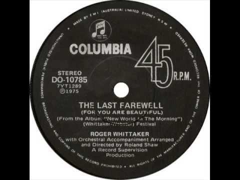 Roger Whittaker – The Last Farewell (1975)