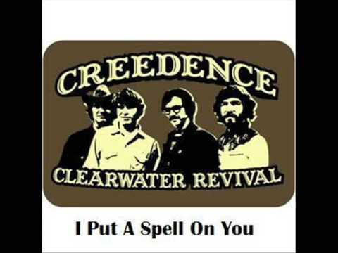 Creedence Clearwater Revival – I Put A Spell On You (1968)