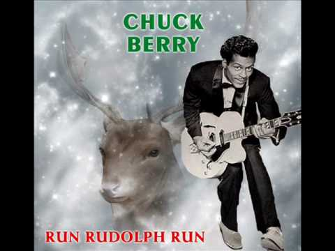 Chuck Berry – Run Rudolph Run (1958)