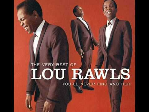Lou Rawls – You'll Never Find Another Love Like Mine (1976)