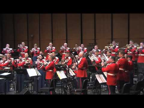 The President's U.S. Marine Band – The Star Spangled Banner (1773)