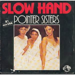 The Pointer Sisters – Slow Hand (1981)