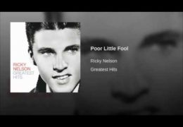 Ricky Nelson – Poor Little Fool (1958)