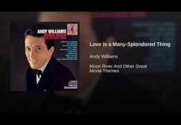 Andy Williams – Love Is A Many-Splendored Thing (1968)