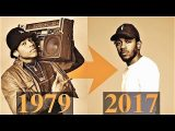 The Evolution Of Hip-Hop (1979 – 2017)