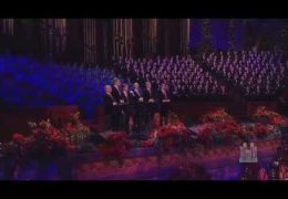 Mormon Tabernacle Choir – O Holy Night ft. The King's Singers (2008)
