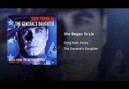Greg Hale Jones – She Began To Lie (1999)