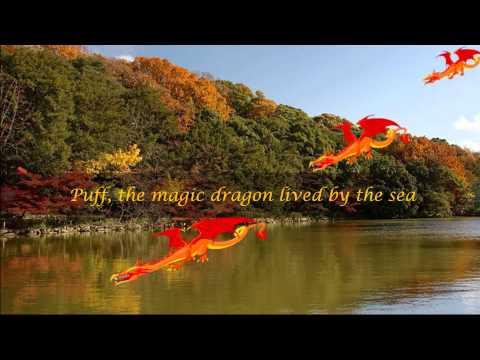 Peter Paul & Mary – Puff The Magic Dragon (1963)